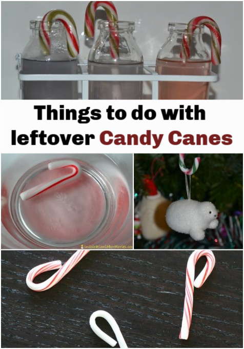 things to do with candy canes