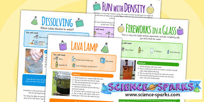 Science printables