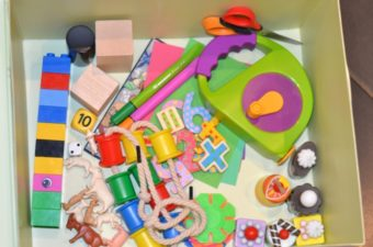 Numeracy at Home Box