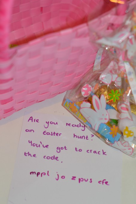 Easter codes