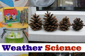 Weather Science Experiments