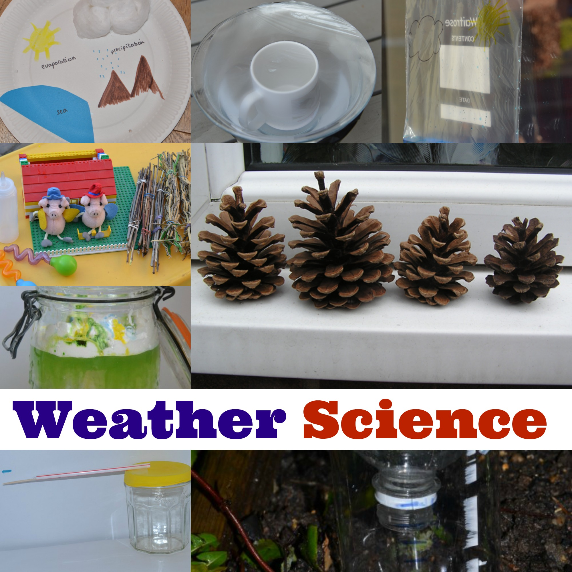 Fun Weather Science Experiments For Kids