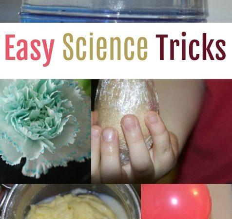 Easy Science Tricks for Kids