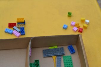 Printing Patterns with LEGO