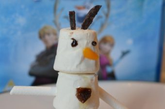 Make your own Olaf