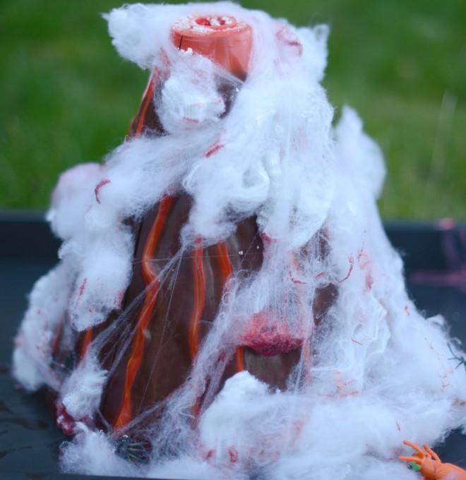 Halloween Volcano