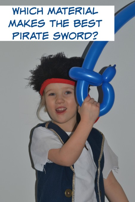 which material makes the best pirate sword