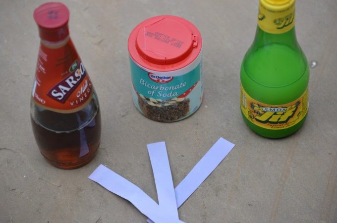 How to make pH indicator test strips