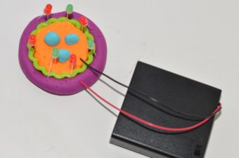 DIY Electro Dough Kit from TWSU