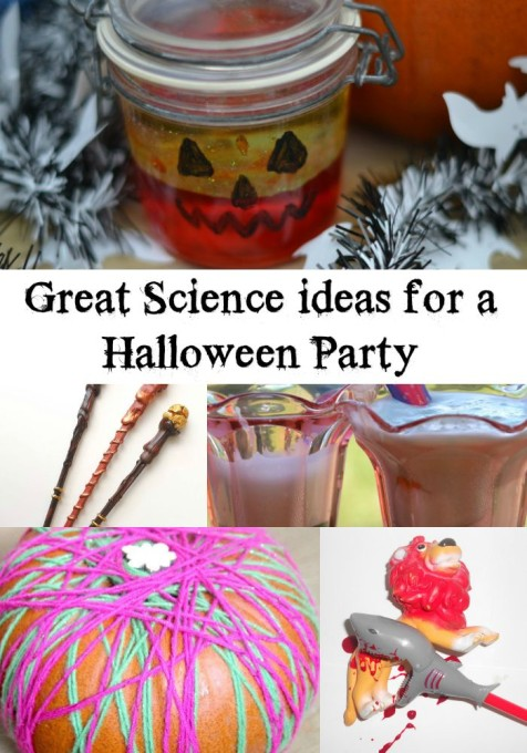 Great ideas for a Halloween party