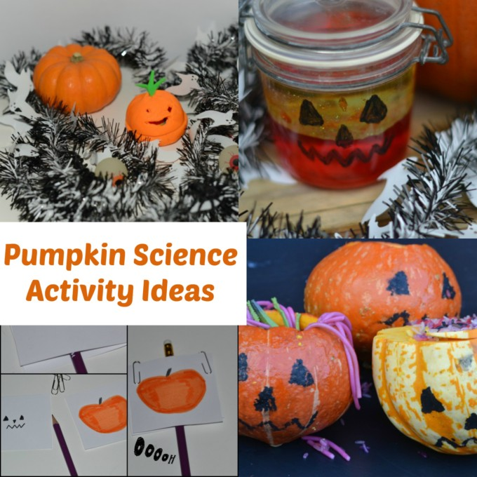 pumpkin science ideas