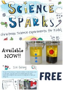 Brilliant Christmas themed science activities