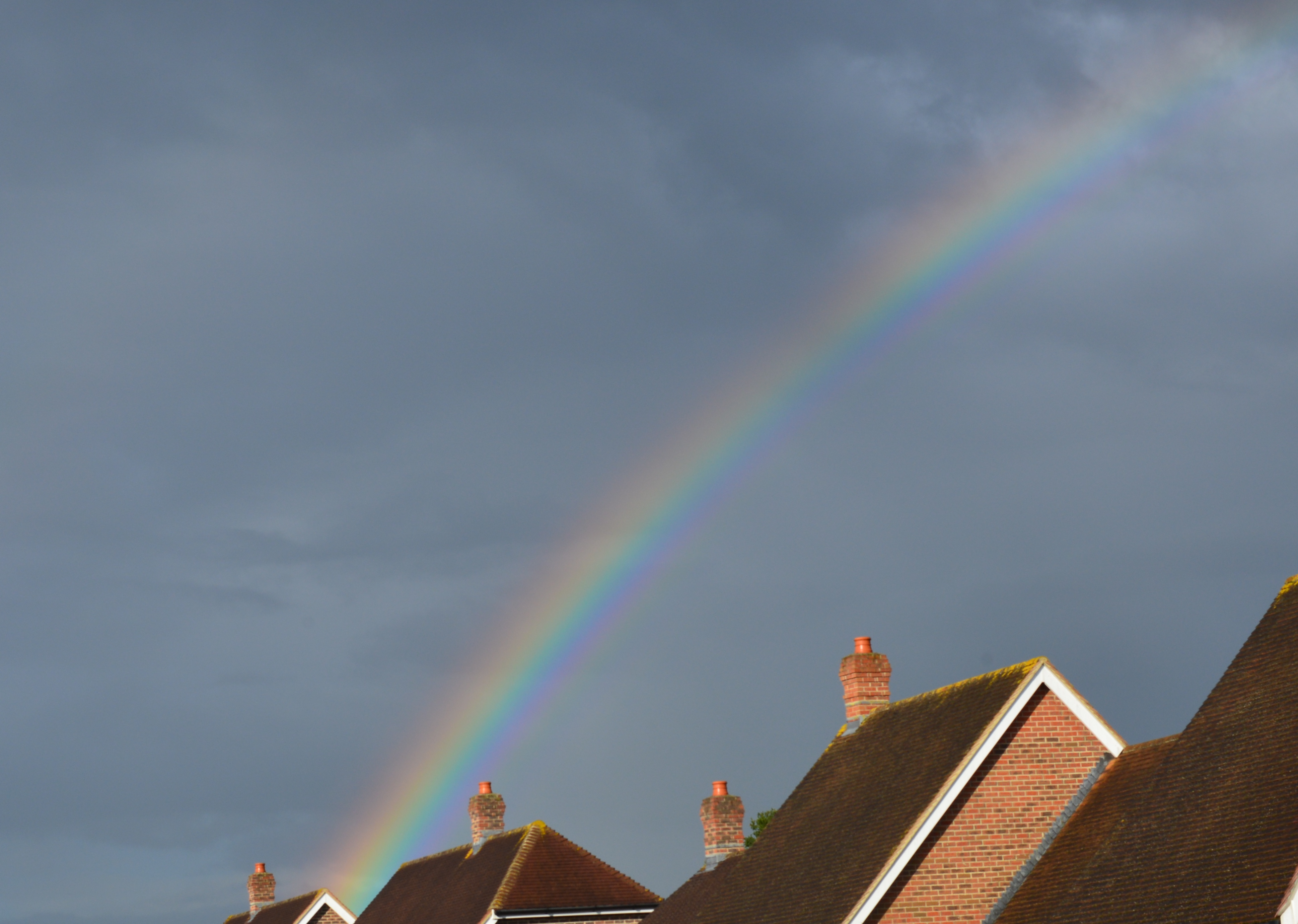 Colours of the rainbow - rainbow in the sky #scienceforkids