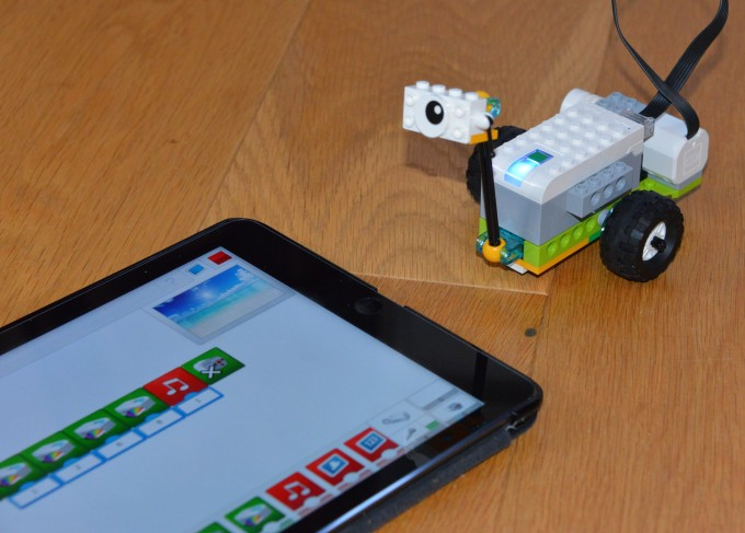 Milo LEGO Education - LEGO WeDo 2.0