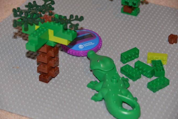 Enormous Crocodile activities
