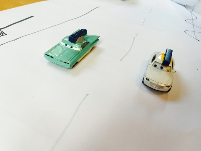 Magnet Powered Cars - STEM Challenge