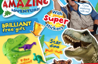 Andy's Amazing Adventures Magazine