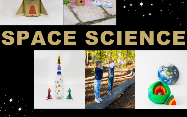 collection of Space Science Experiments for World Space Week