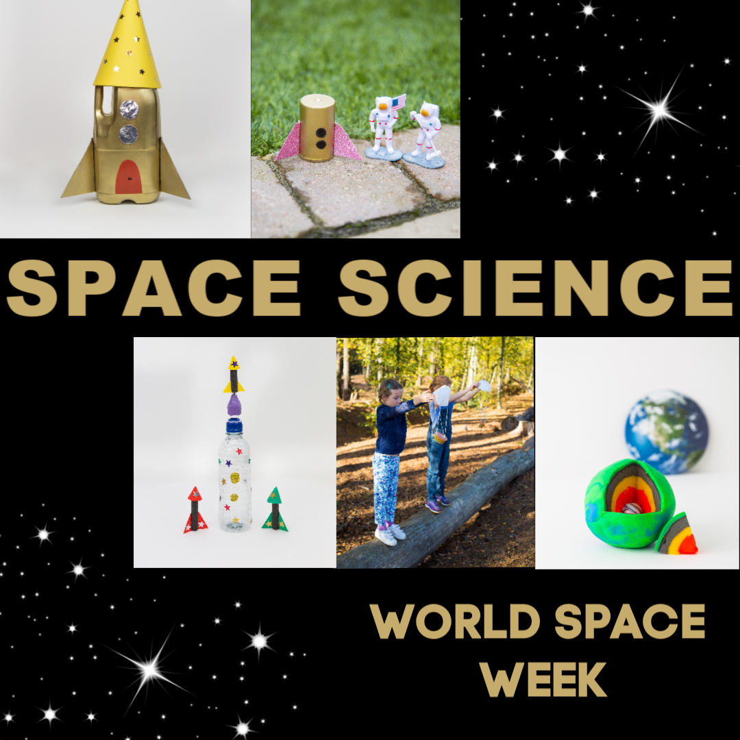 Science Facts Christmas: Space Science Experiments For Kids