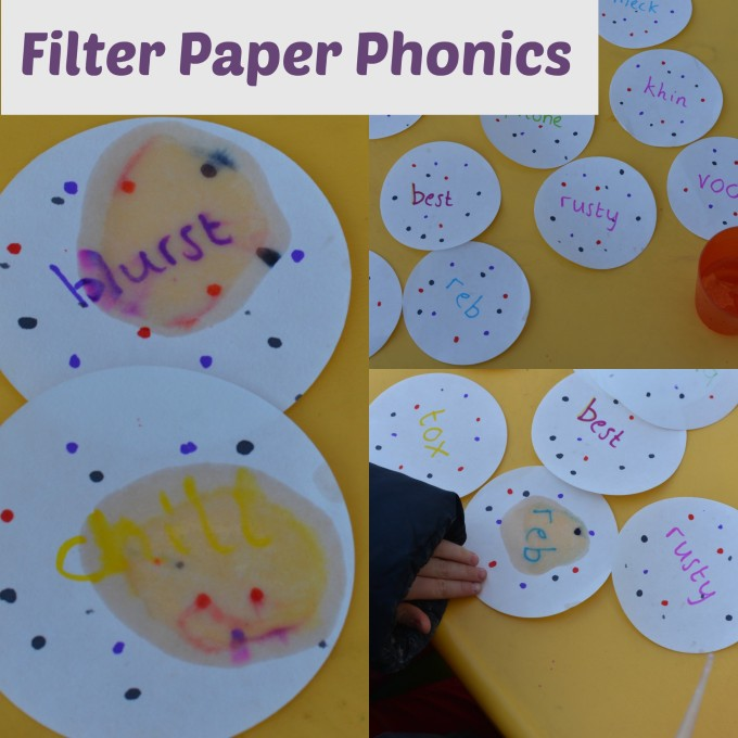 Fun phonics activity
