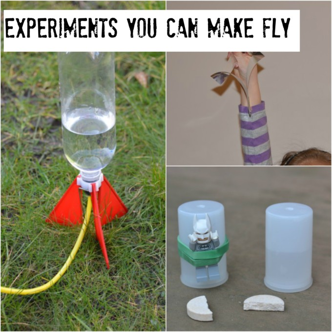 experiments you can make fly