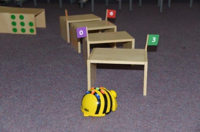 Bee-Bot tunnel
