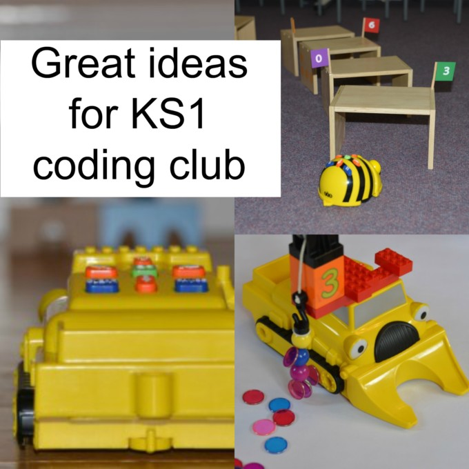 coding club ideas