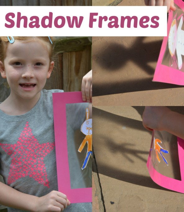 How to make shadow frame