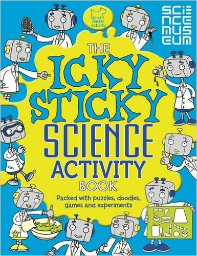 icky sticky science book