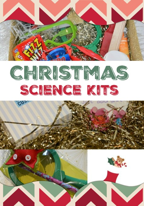 Make your own Christmas Science Kits