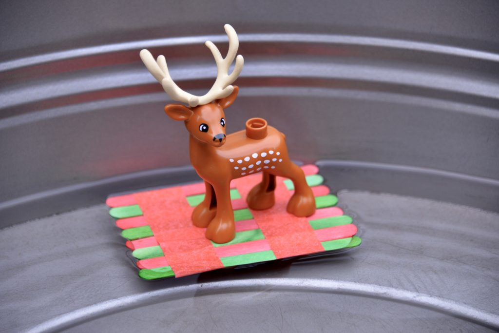 Raft for the reindeer