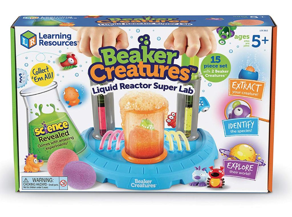 Beaker Creatures - science kit for kids