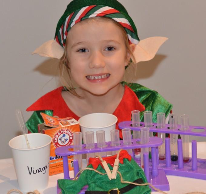 Fizzy Elf Lab
