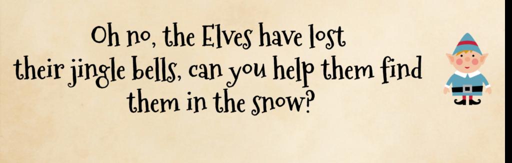 ELF STEM Lost Jingle Bells