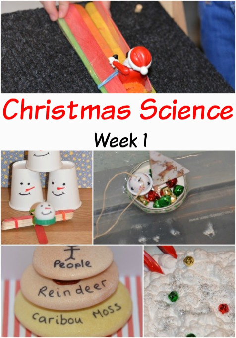 Christmas Science Ideas