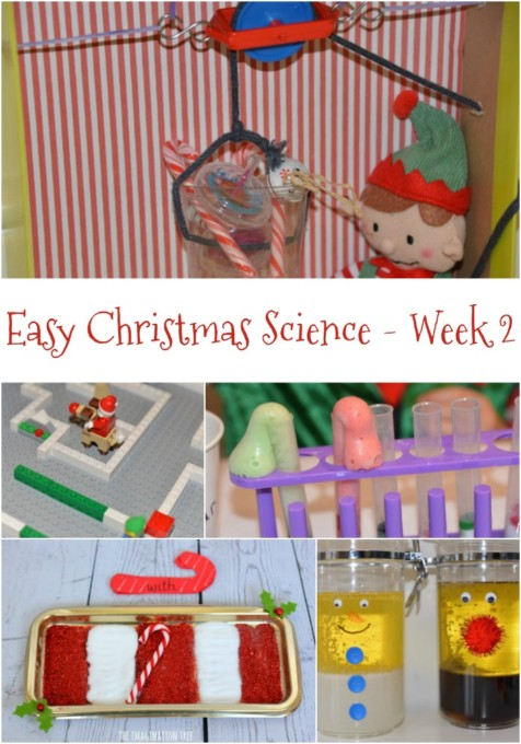 Easy Christmas Science