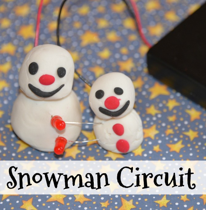 Snowman Circuit