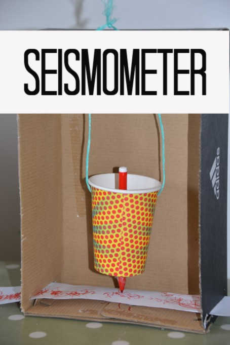 How to make a seismometer