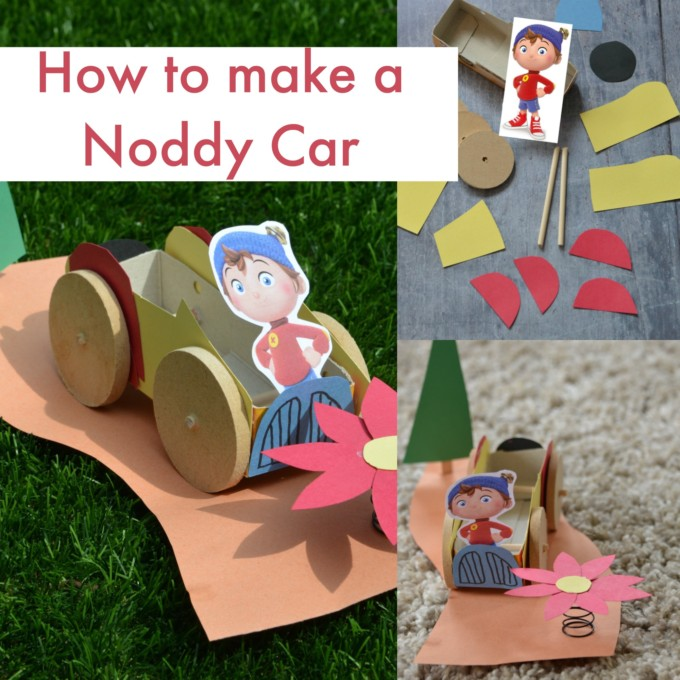 How to make a Noddy Car
