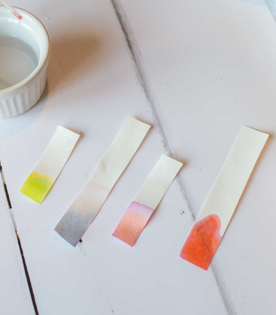 Snackable Science Candy Chromatography