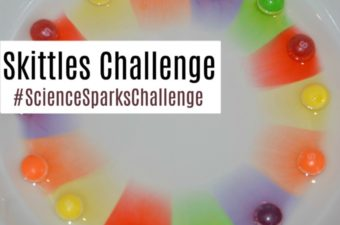 Weekly Challenge 3 – Colourful Skittles
