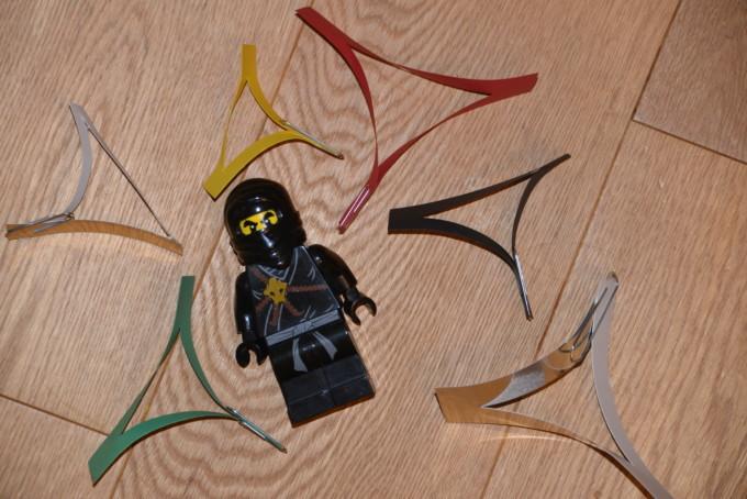 Ninjago Spinners