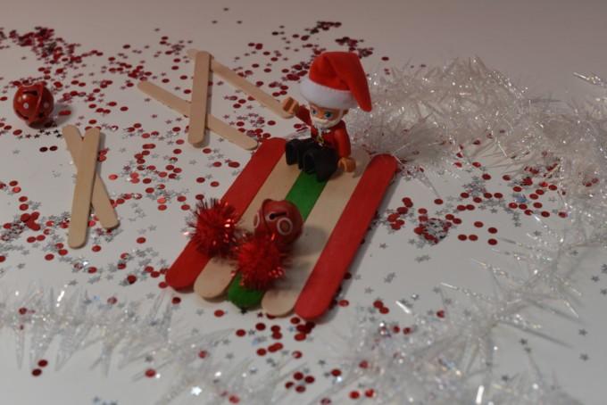 Raft for Santa