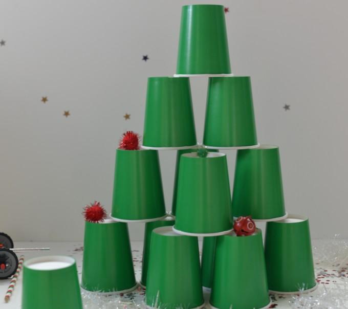 Christmas Tree STEM