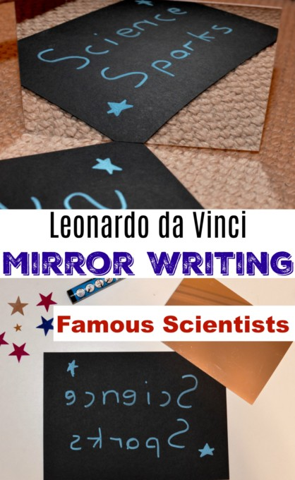 Famous Scientists - Leonardo da Vinci