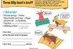 Fairy Tale Science worksheets