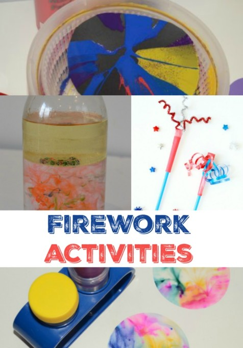 great firework crafts