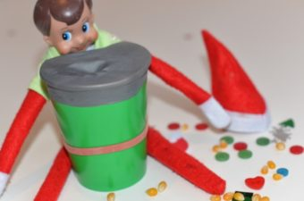 Elf STEM Challenge - jingle bell