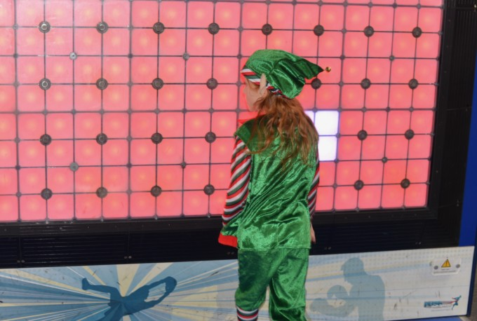 Santa Experience Winchester Science Centre
