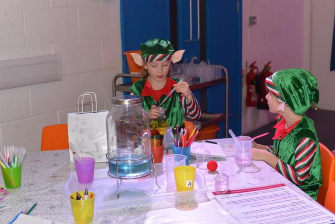Santa Experience Winchester Science Centre